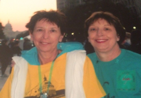 My Mom S Incredible Fight With Ovarian Cancer Globeathon